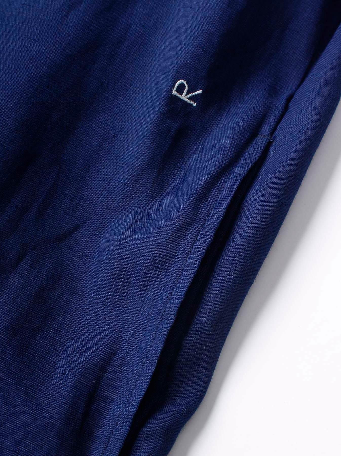 WH Indigo W-cloth Umiiloha Dress-8
