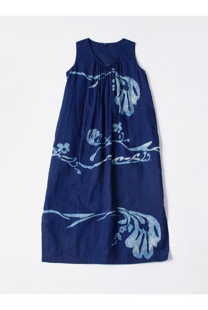 WH Indigo W-cloth Umiiloha Dress