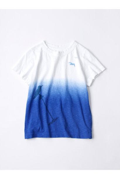 WH Ukiyo-e Break 45 Star T-shirt (Womens)