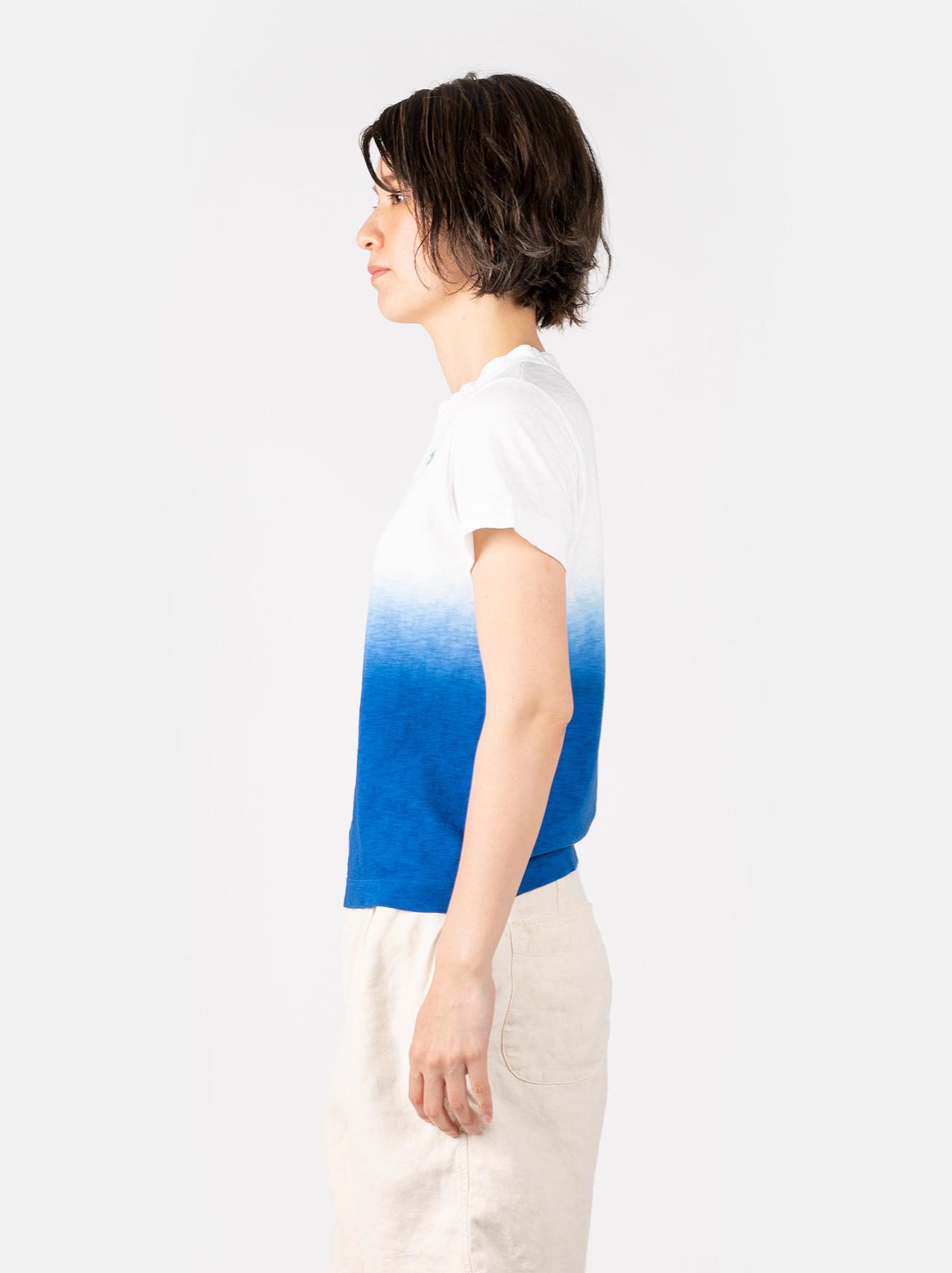 WH Ukiyo-e Break 45 Star T-shirt (Womens)-4