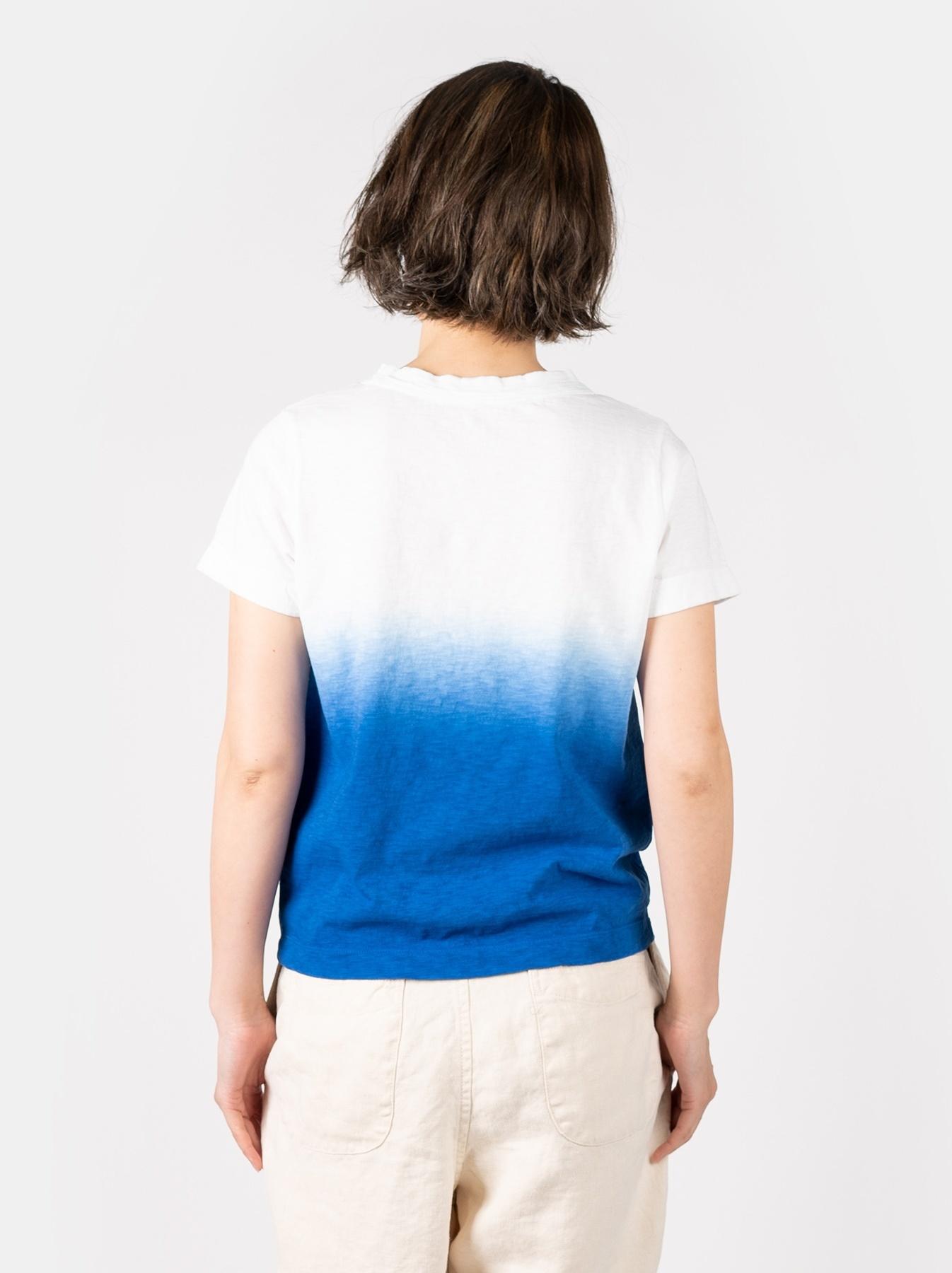 WH Ukiyo-e Break 45 Star T-shirt (Womens)-5
