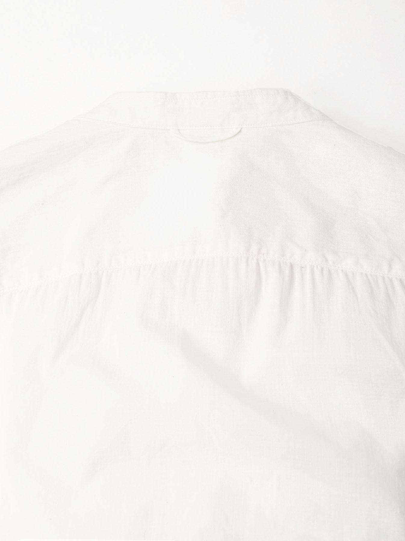 Khadi Frill Shirt (0321)-8
