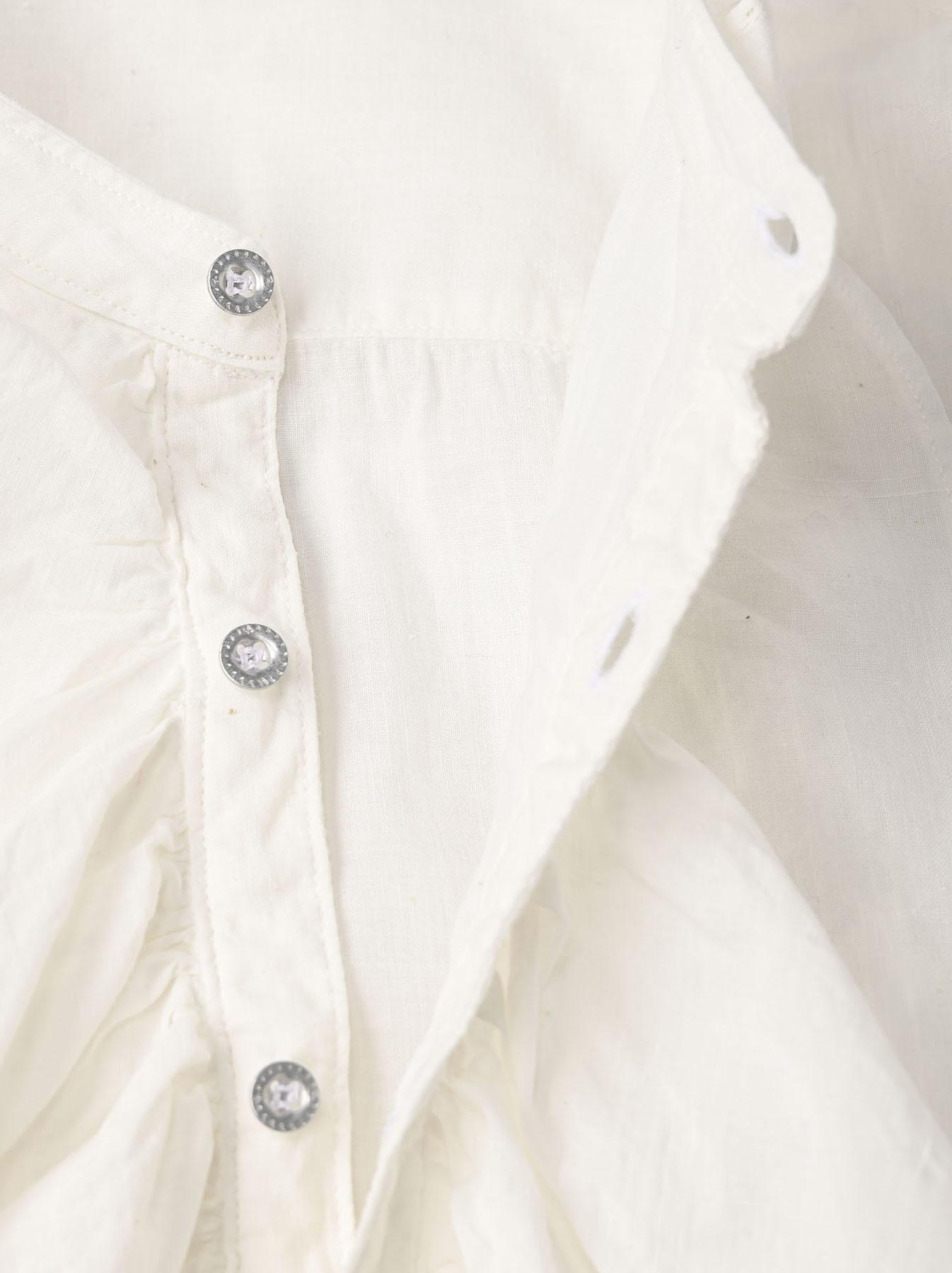 Khadi Frill Shirt (0321)-10