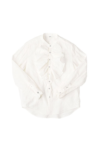 Khadi Frill Shirt (0321)