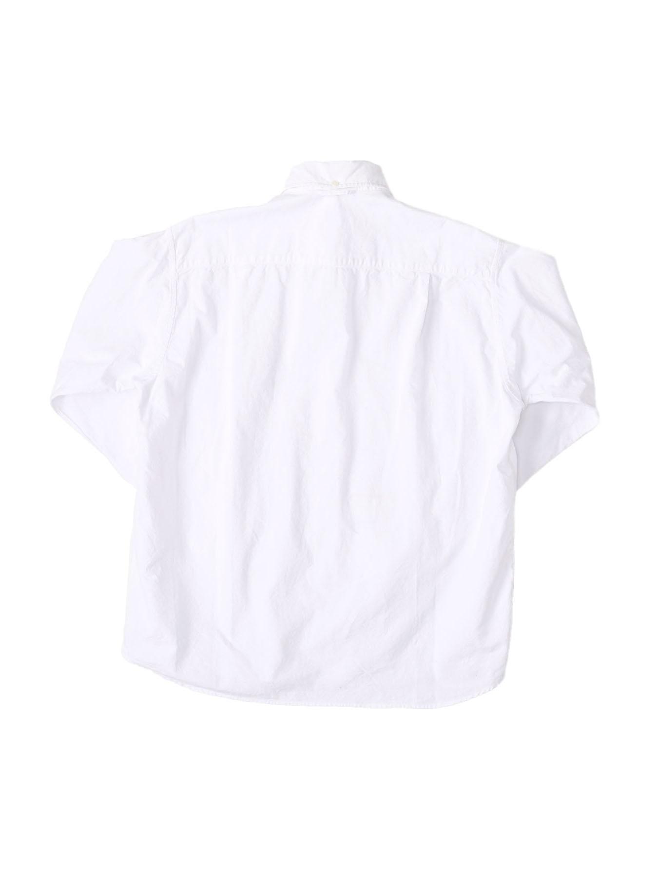 Indian Okome-hira 908 Ocean Button Down Shirt (0321)-11