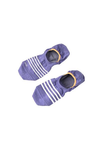 Basque Border Sole Socks (0321)