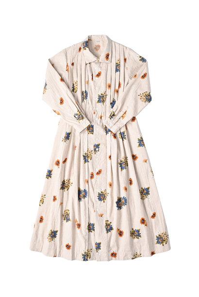 Margaret Print Dress (0321)