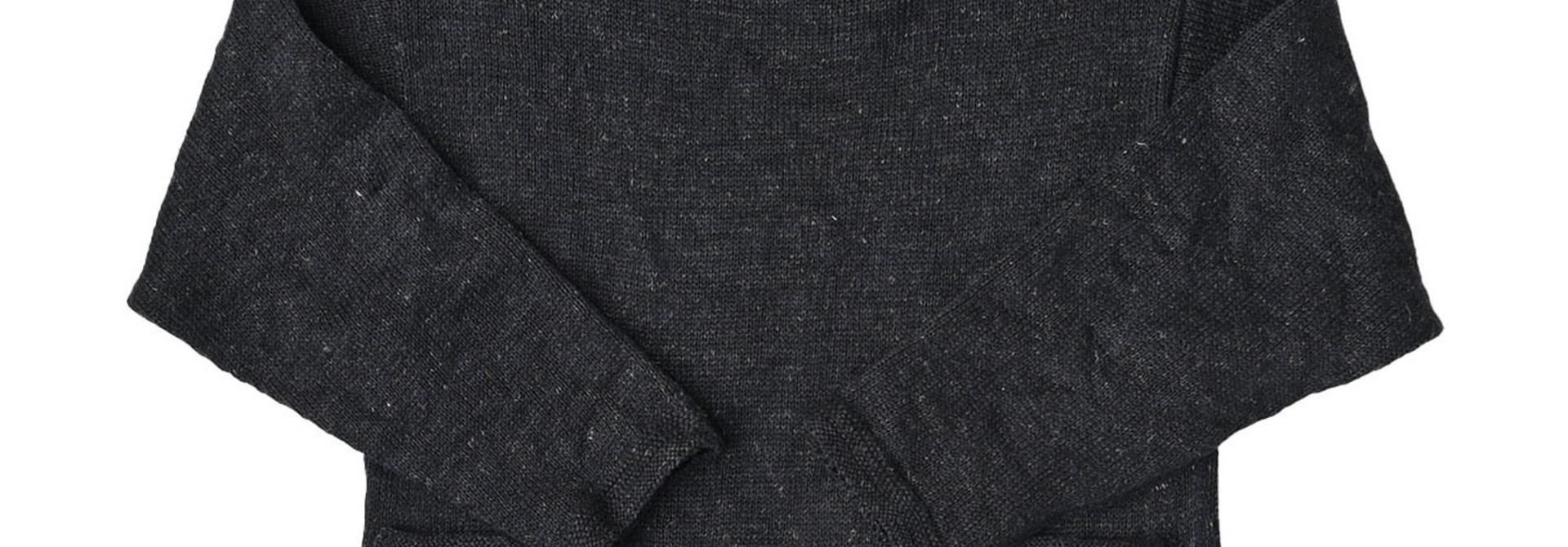 WH Linen Tweed Knit-sew 908 Umahiko Sweater (0321)
