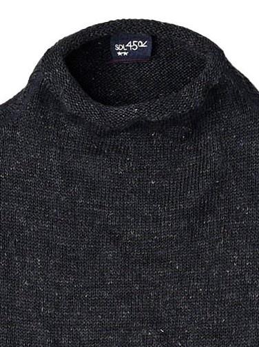 WH Linen Tweed Umahiko 908 Vest (0321)-10