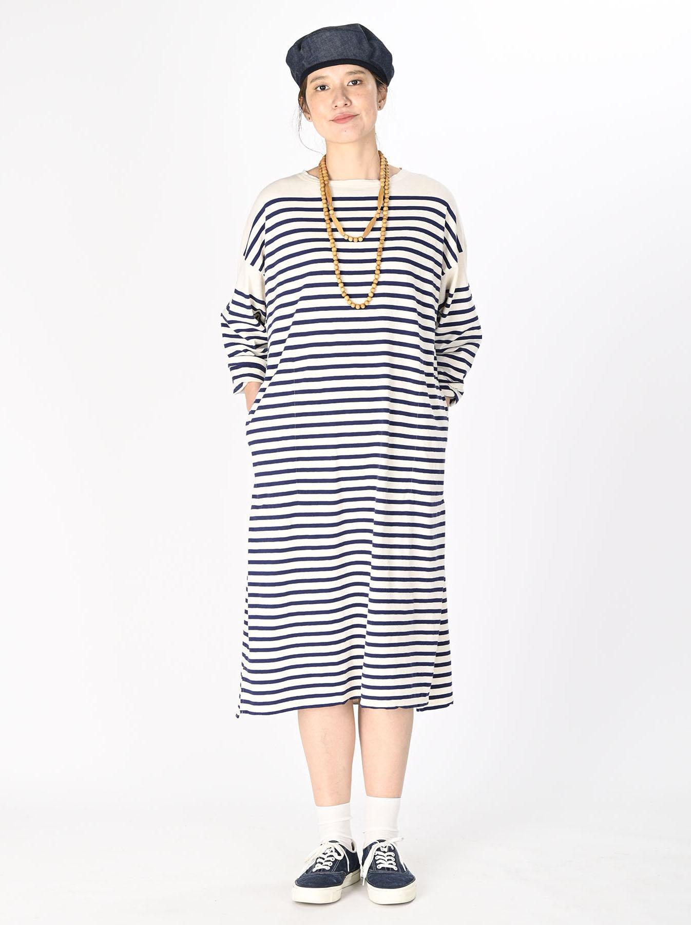 Tenjiku Basque Dress (0321)-2