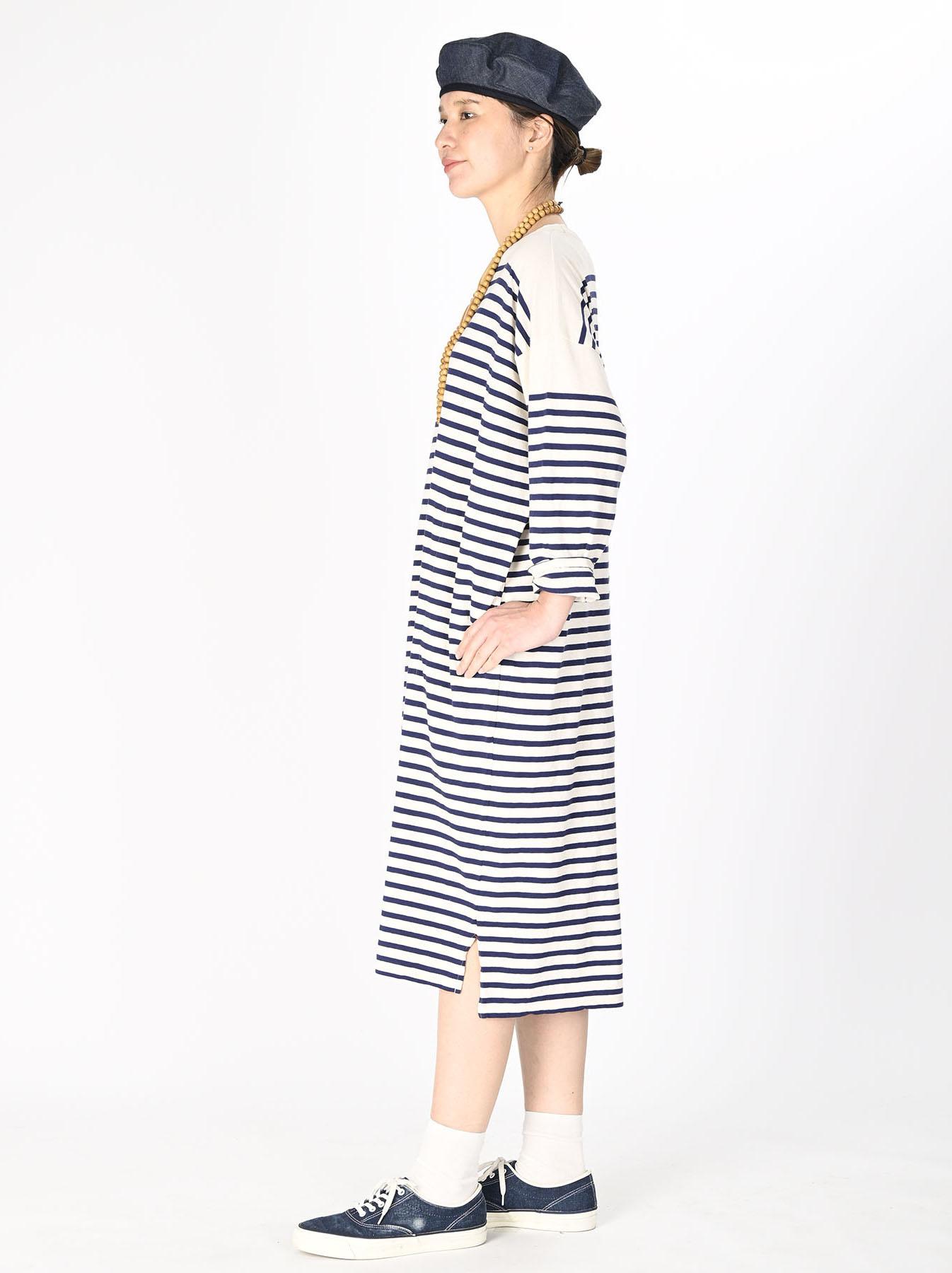 Tenjiku Basque Dress (0321)-4