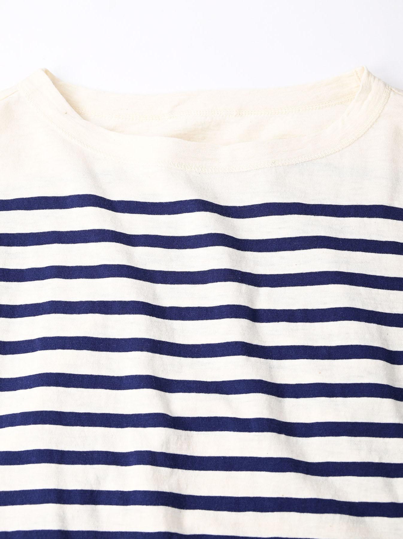 Tenjiku 908 Basque T-shirt Men (0321)-7