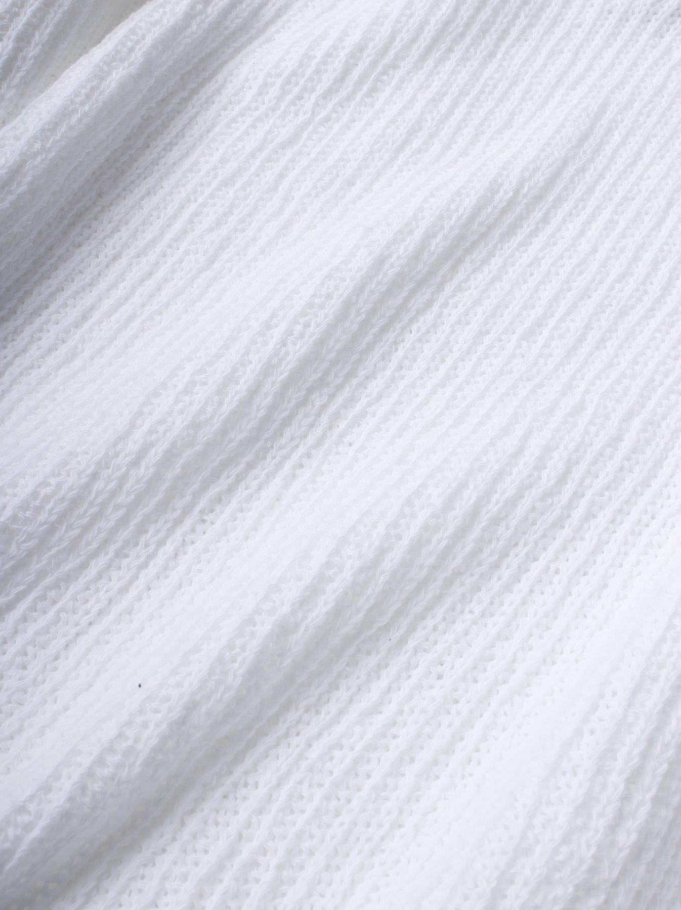 WH Zimbabwe Cotton Cable Knit Sweater-4