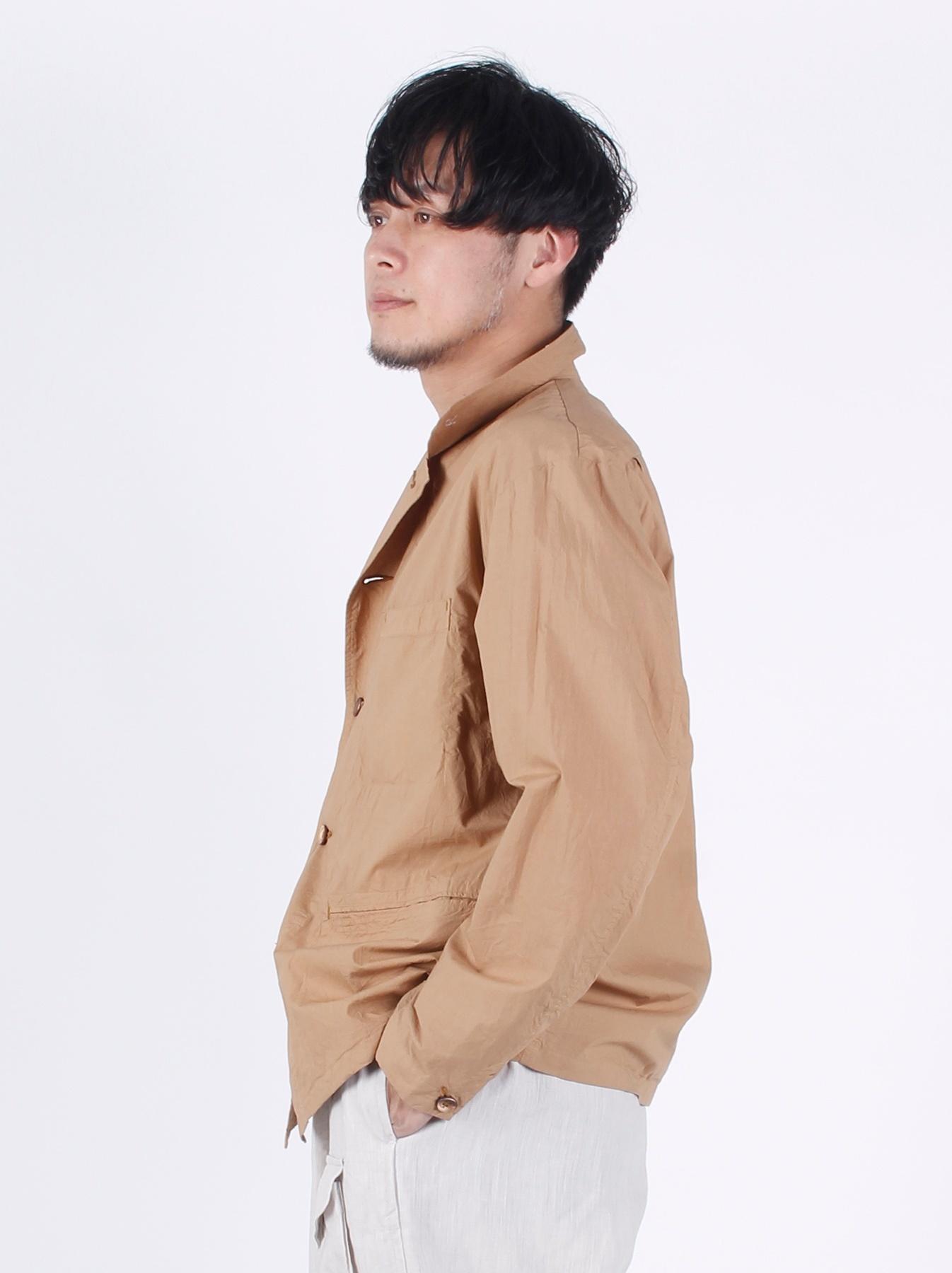 WH Sheet-cloth Jacket-4