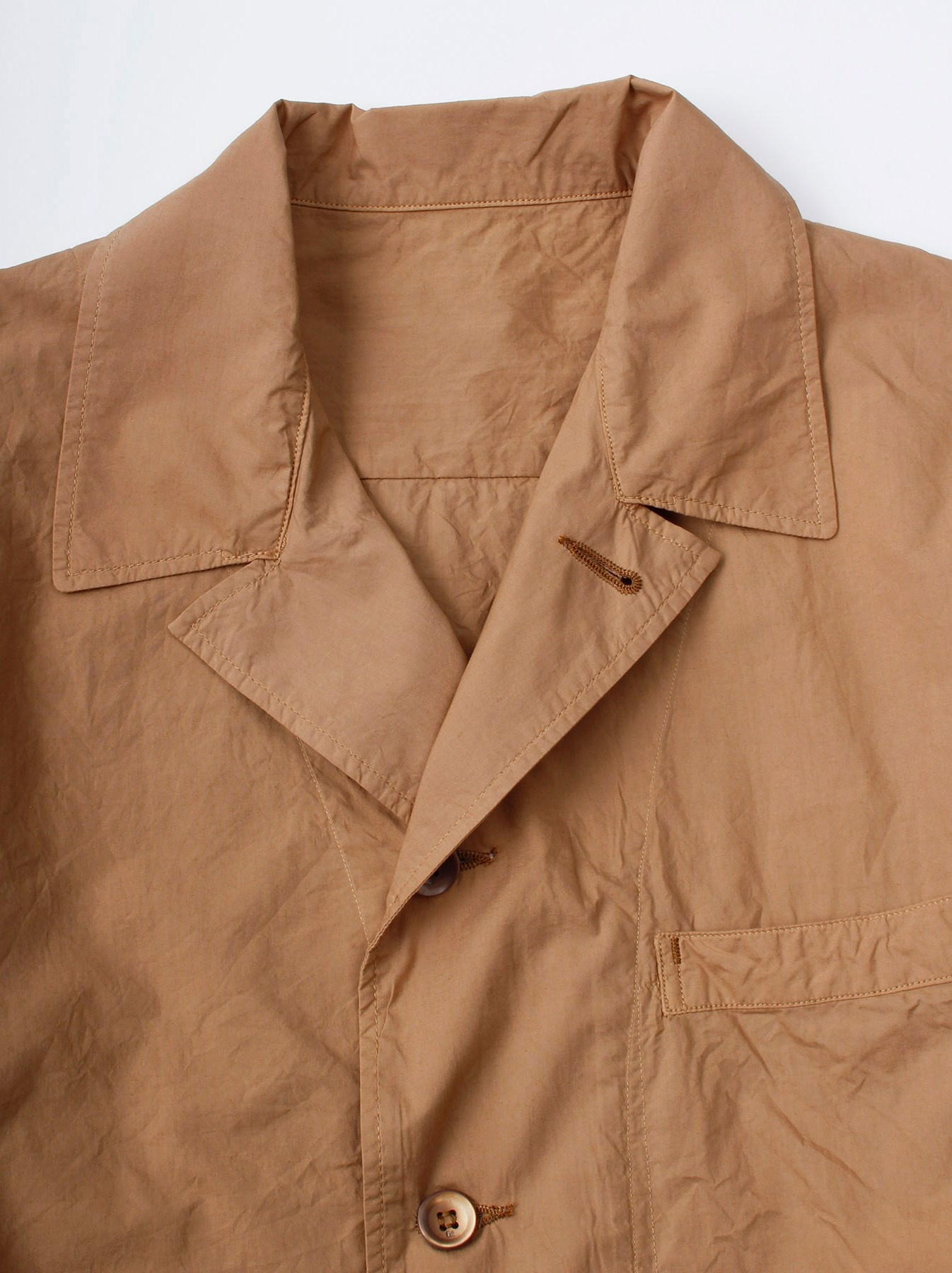 WH Sheet-cloth Jacket-6