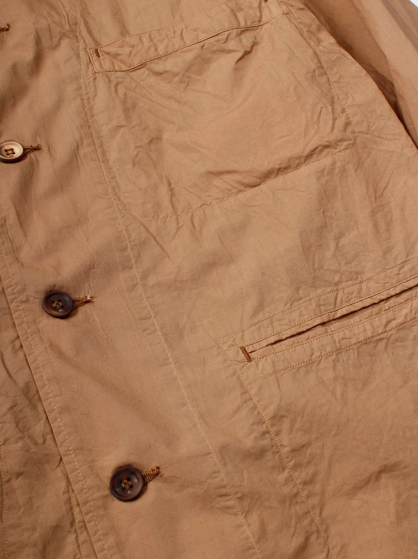 WH Sheet-cloth Jacket-8