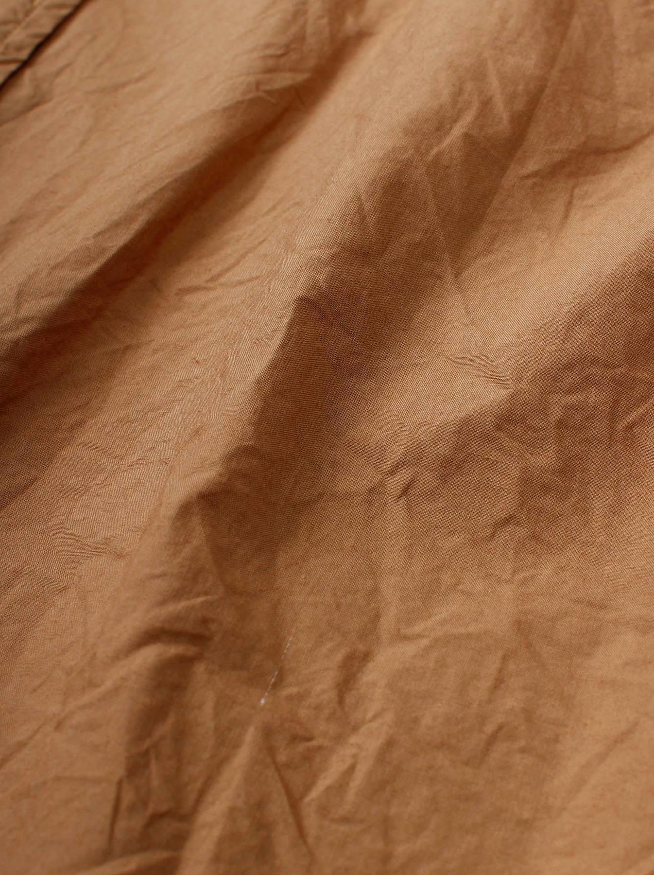 WH Sheet Cloth Sashiko Shirt-11