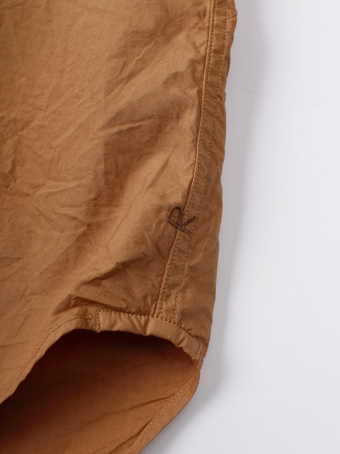 WH Sheet Cloth Sashiko Shirt-10