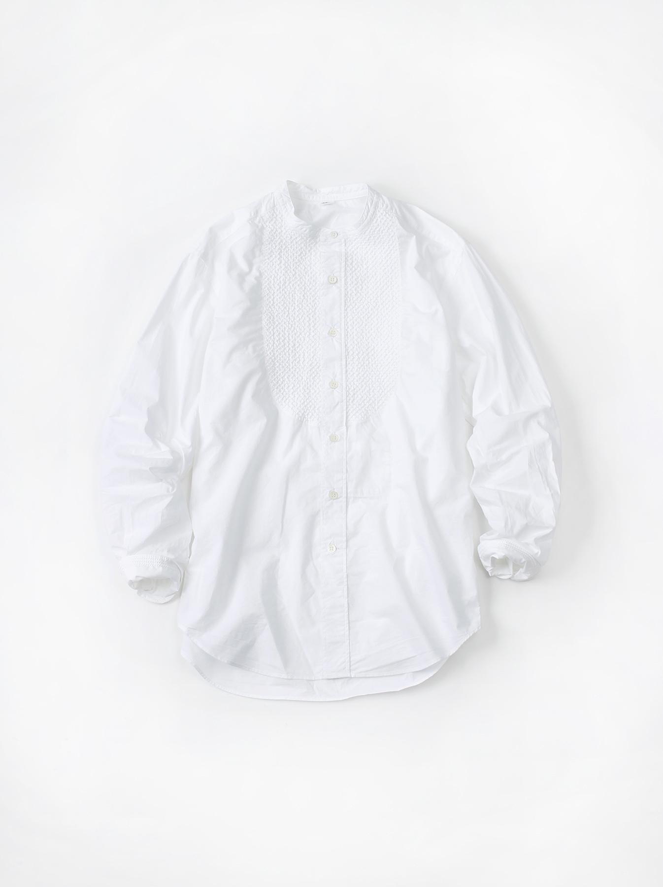 WH Sheet Cloth Sashiko Shirt-7