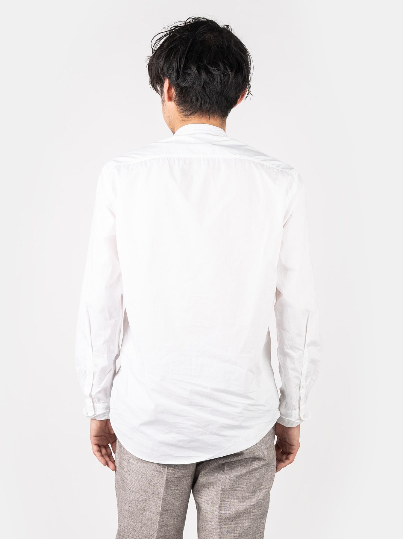 WH Sheet Cloth Sashiko Shirt-5