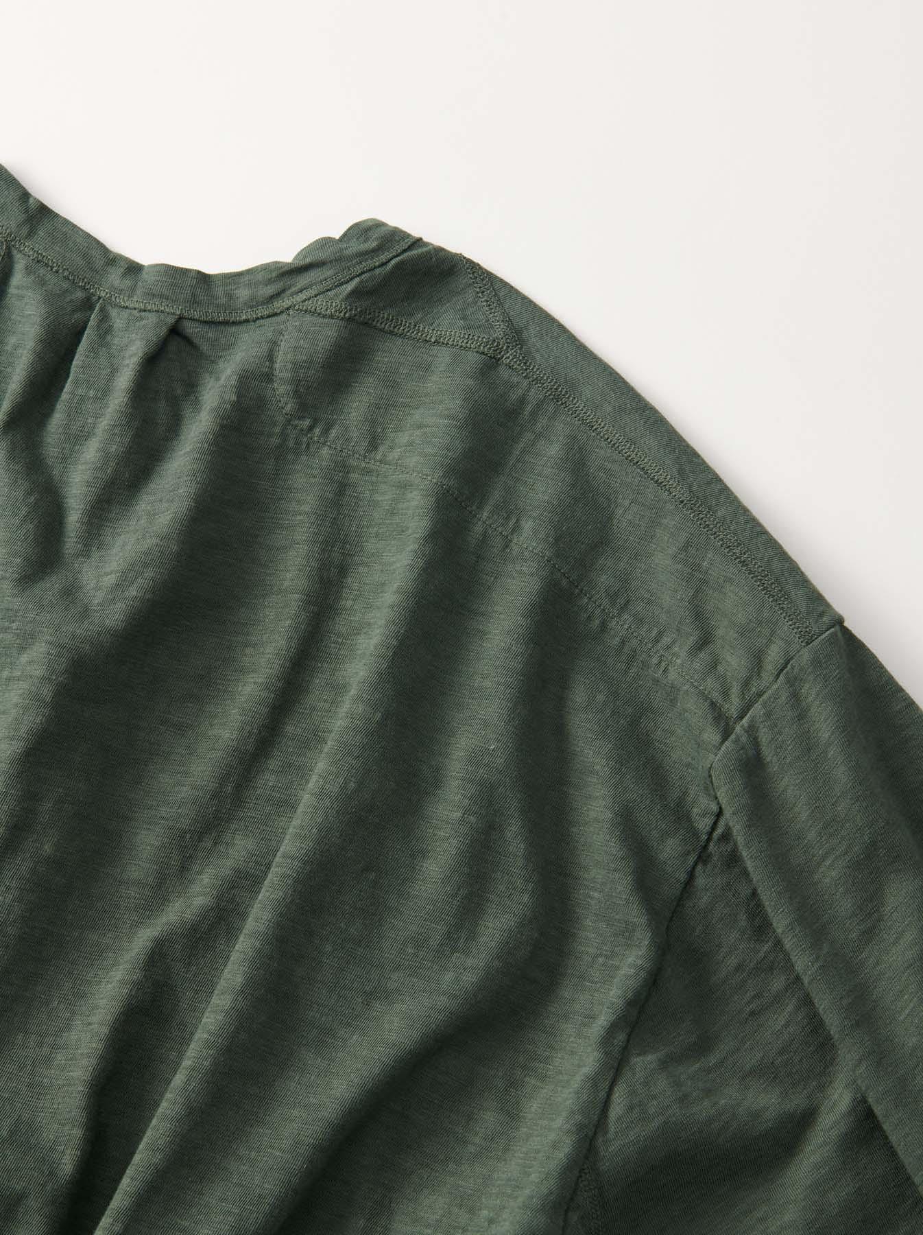 WH Tenjiku Stand Pullover Shirt-7