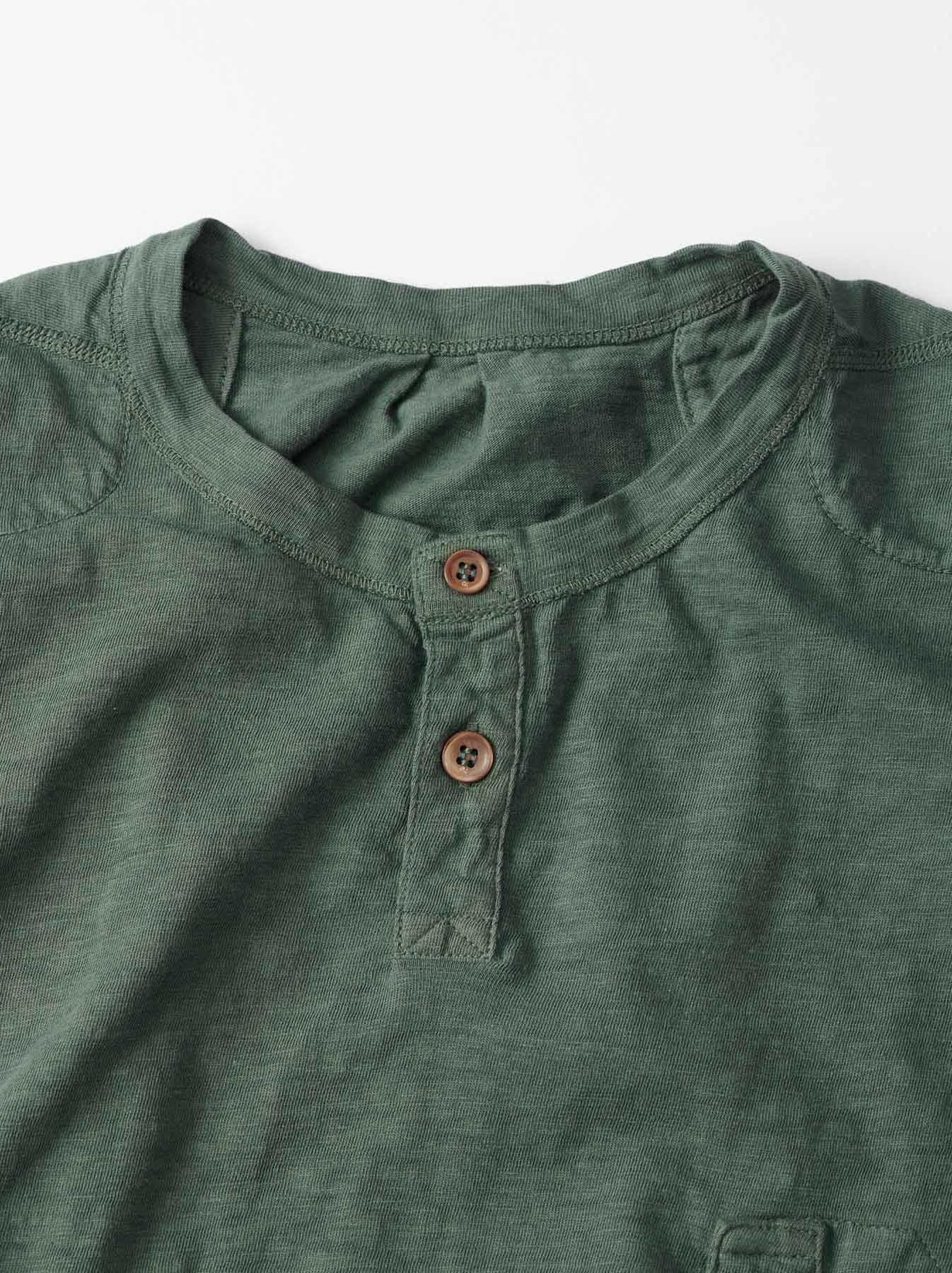 WH Tenjiku Stand Pullover Shirt-9