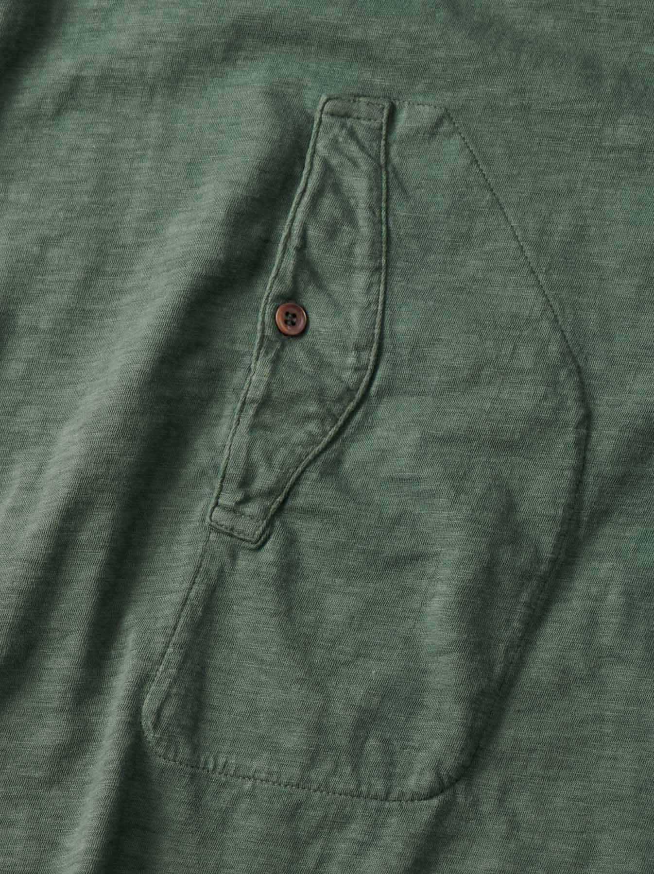 WH Tenjiku Stand Pullover Shirt-10