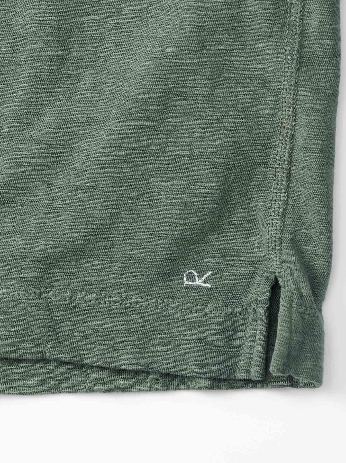WH Tenjiku Stand Pullover Shirt-11