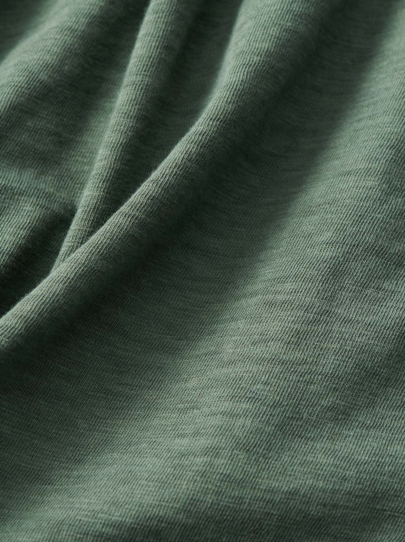 WH Tenjiku Stand Pullover Shirt-12