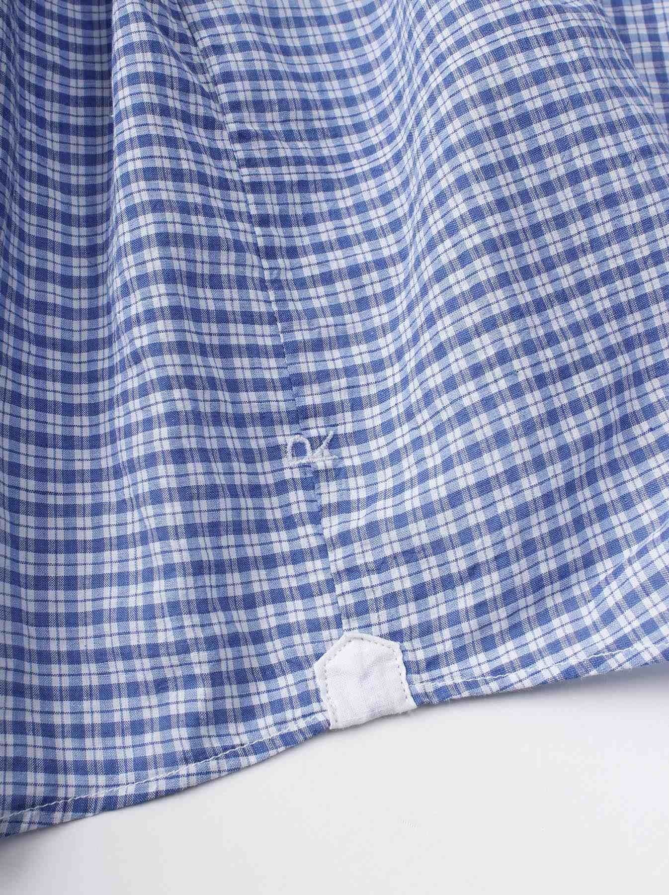 WH Mix Ai-kaze Khadi Pullover Shirt-6