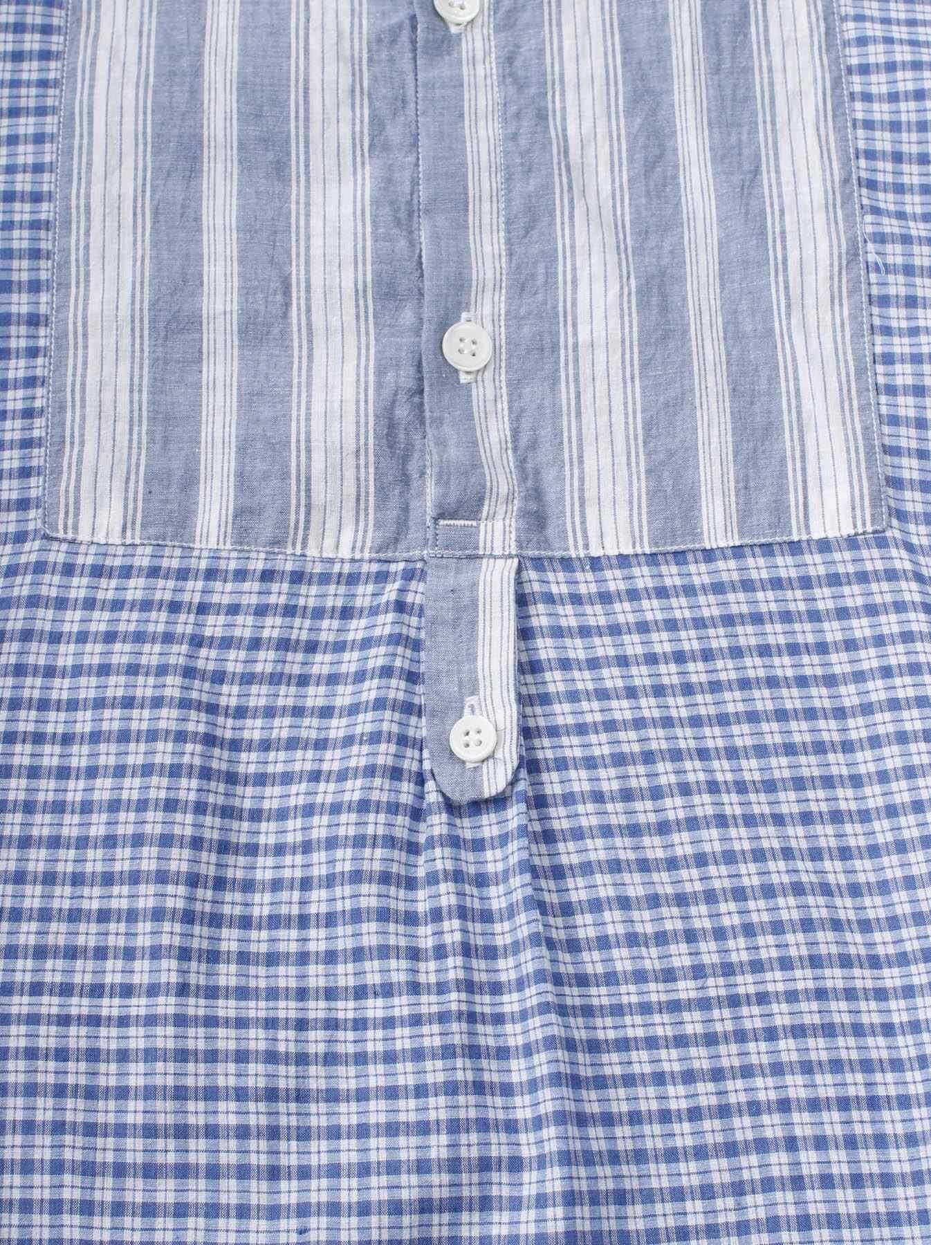 WH Mix Ai-kaze Khadi Pullover Shirt-3