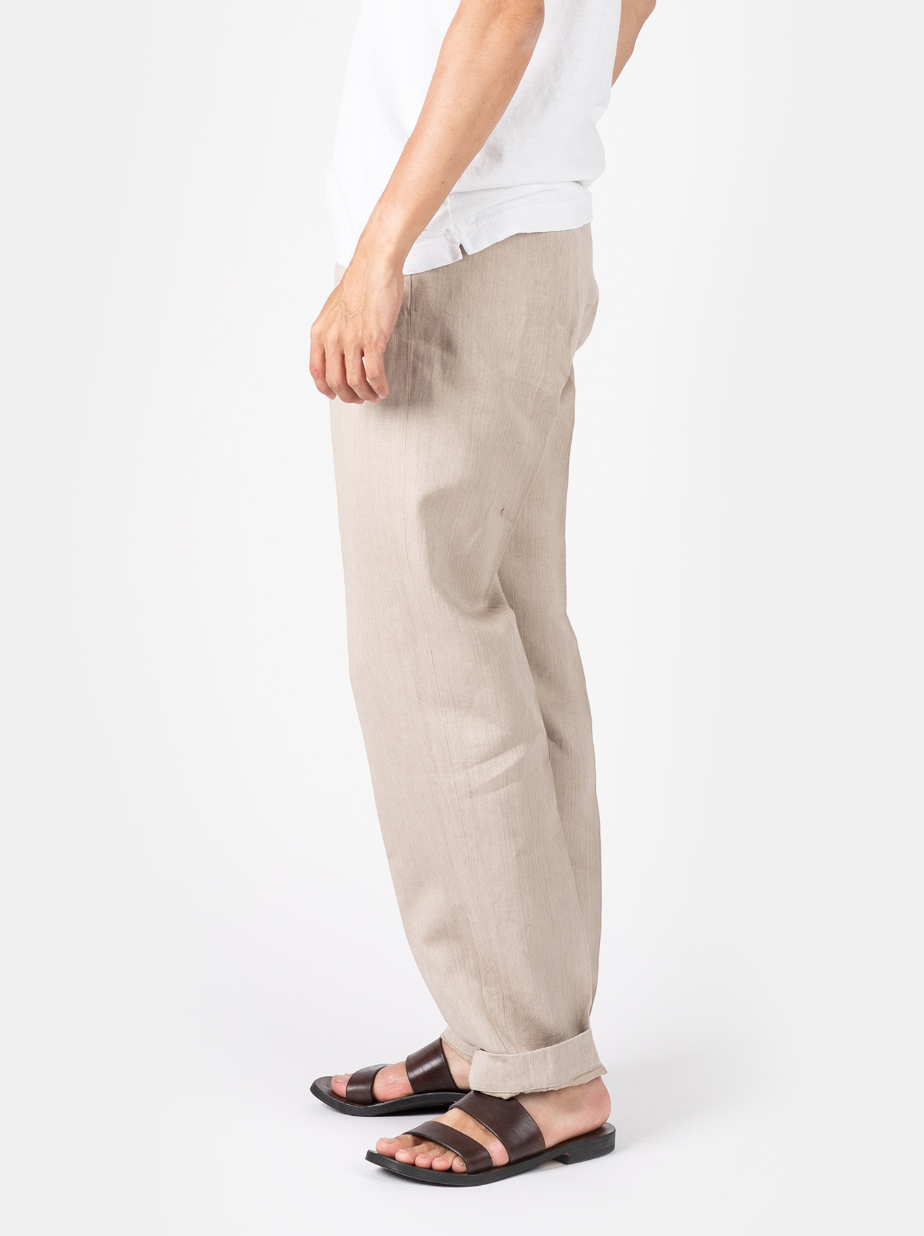 WH Linen Easy Slacks-4