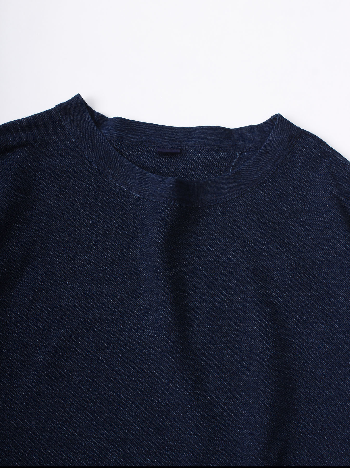 WH Indigo Ultimate Pique T-shirt-6