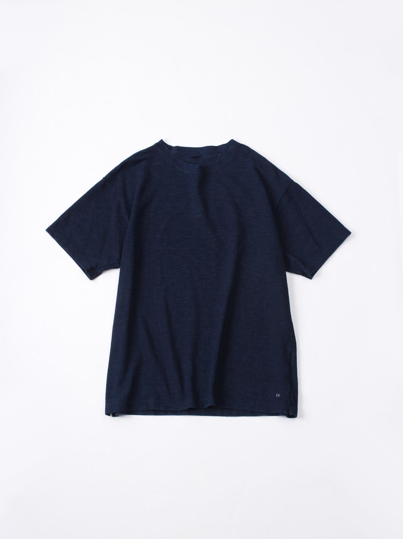 WH Indigo Ultimate Pique T-shirt-1