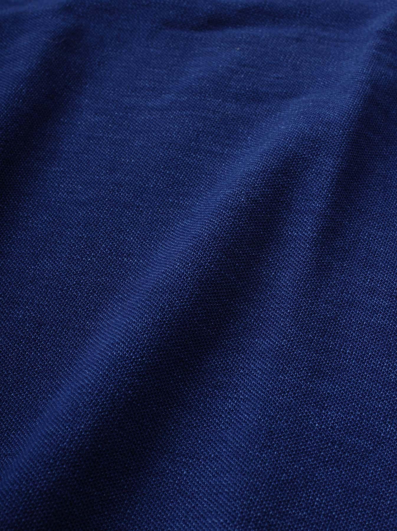 WH Indigo Ultimate Pique T-shirt Distressed-8
