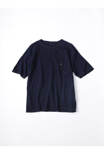 WH Indigo Plating Tenjiku T-shirt