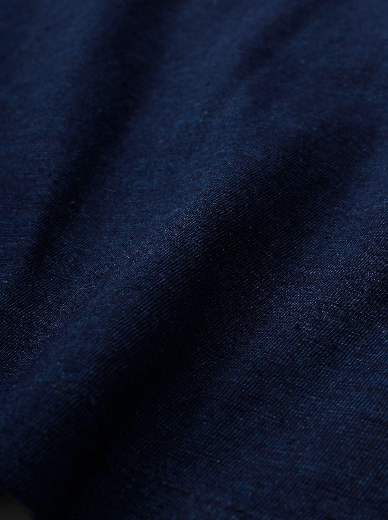 WH Indigo Applique T-shirt-10