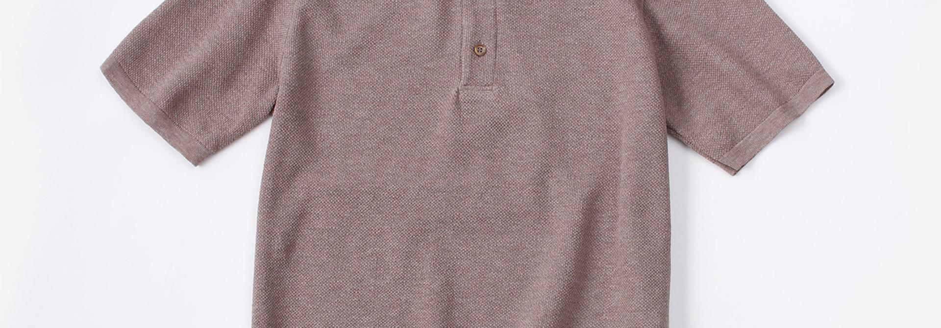 WH Gima Pique Polo Shirt