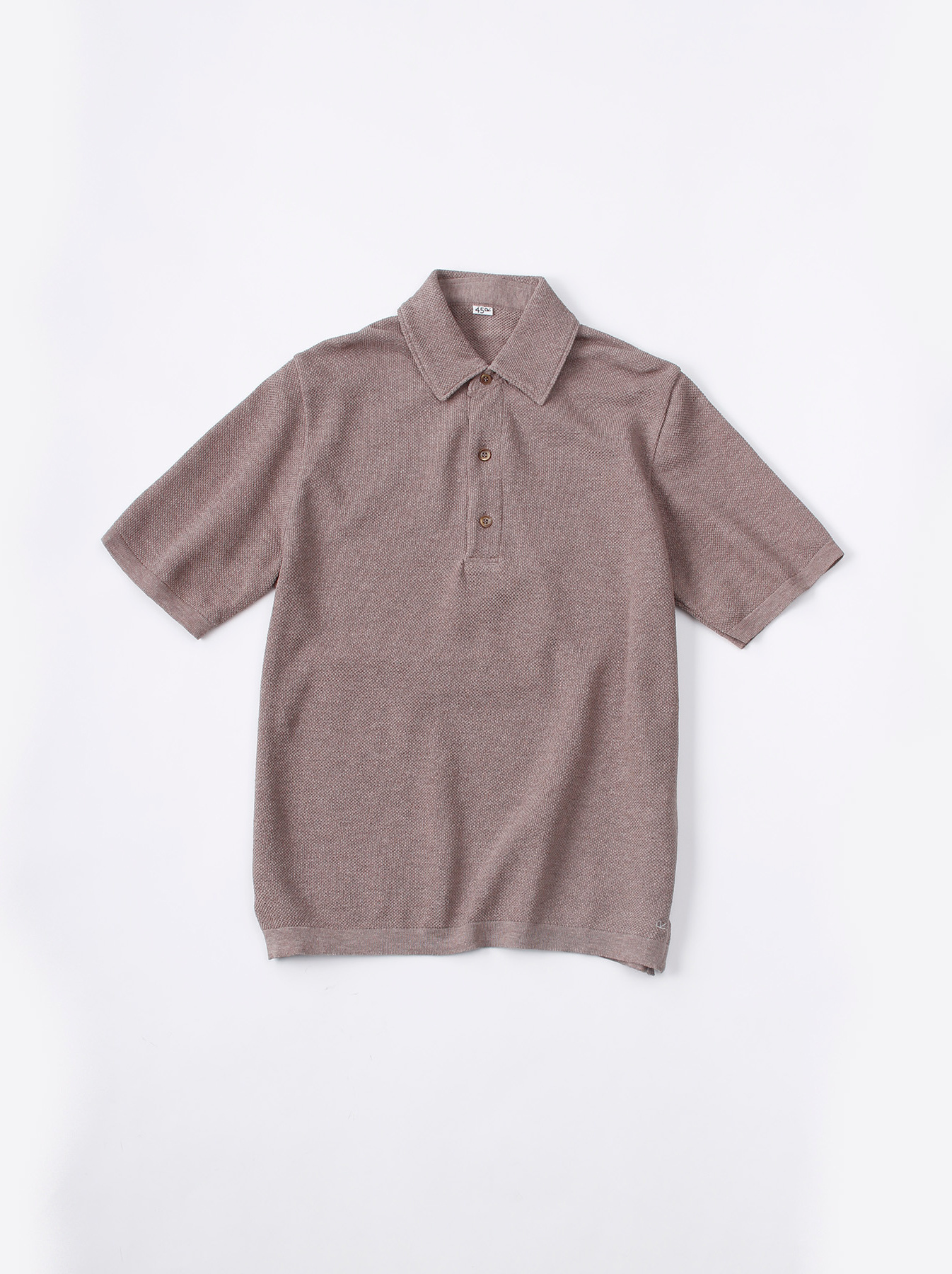 WH Gima Pique Polo Shirt-1