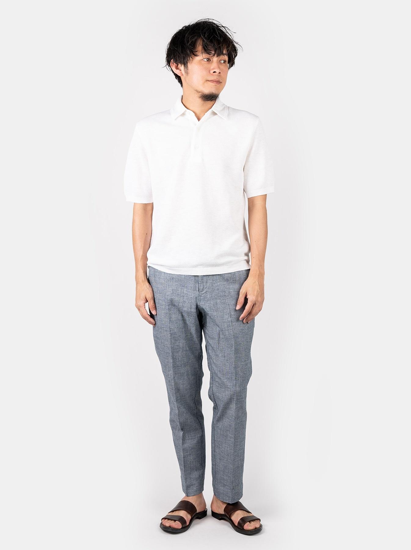 WH Gima Pique Polo Shirt-2