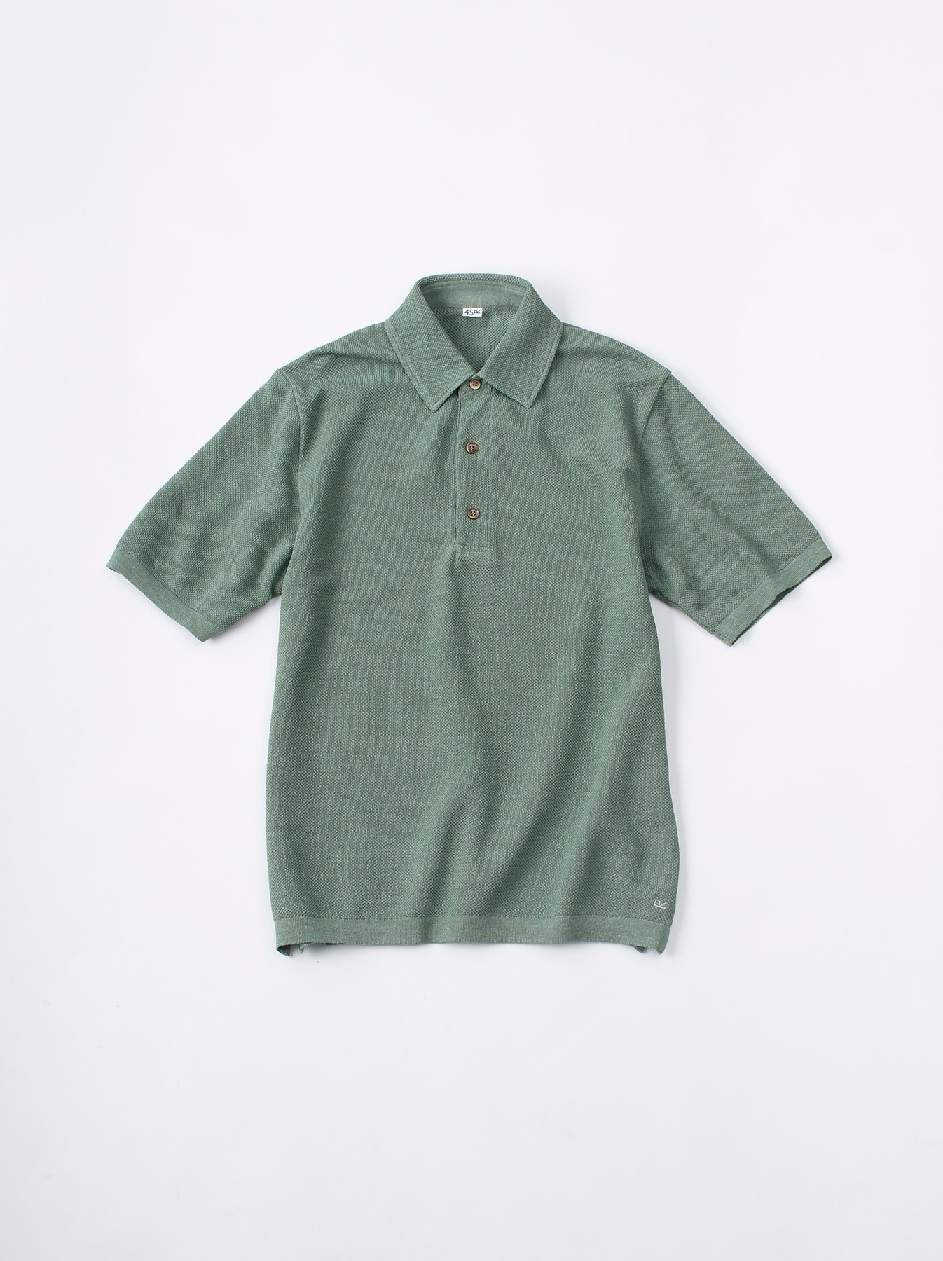 WH Gima Pique Polo Shirt-7