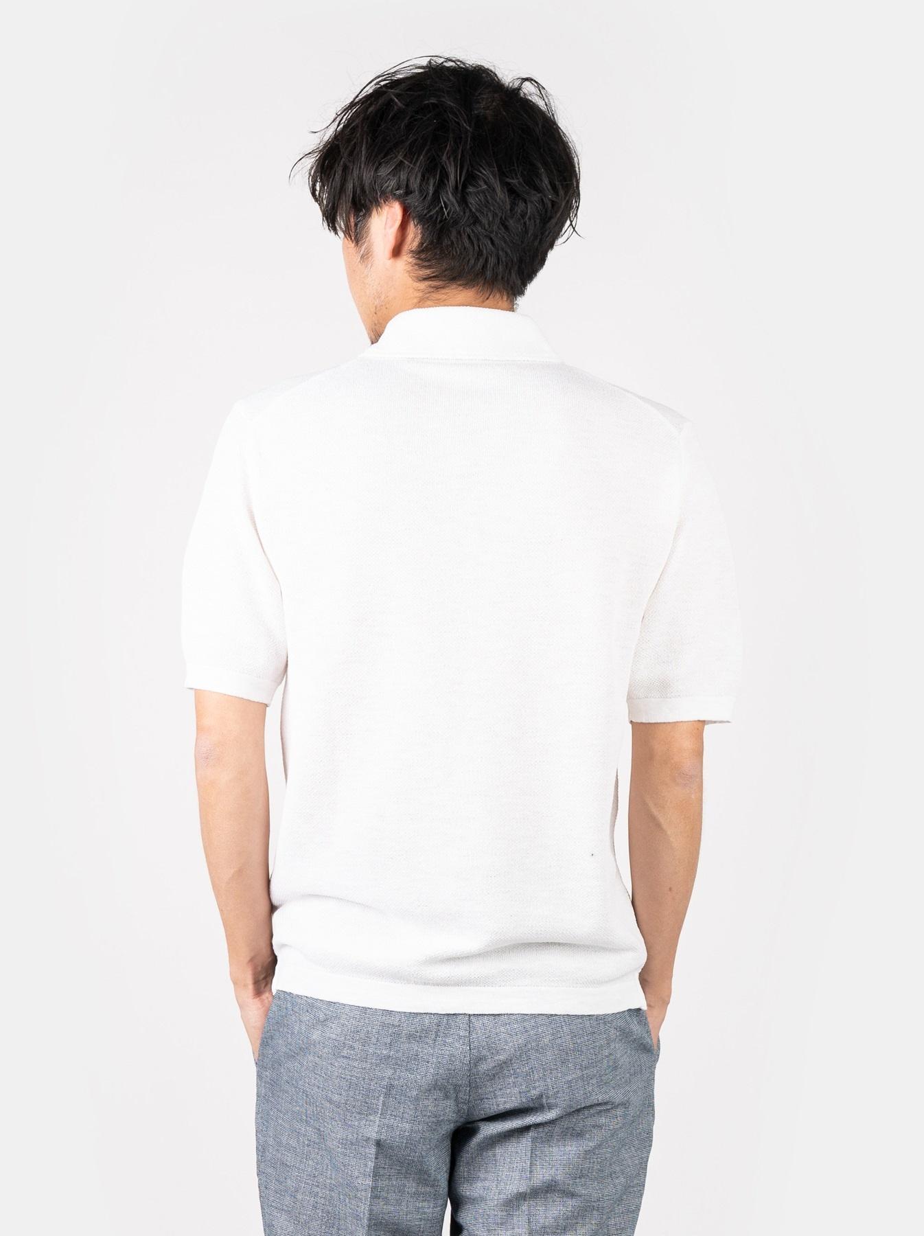 WH Gima Pique Polo Shirt-5