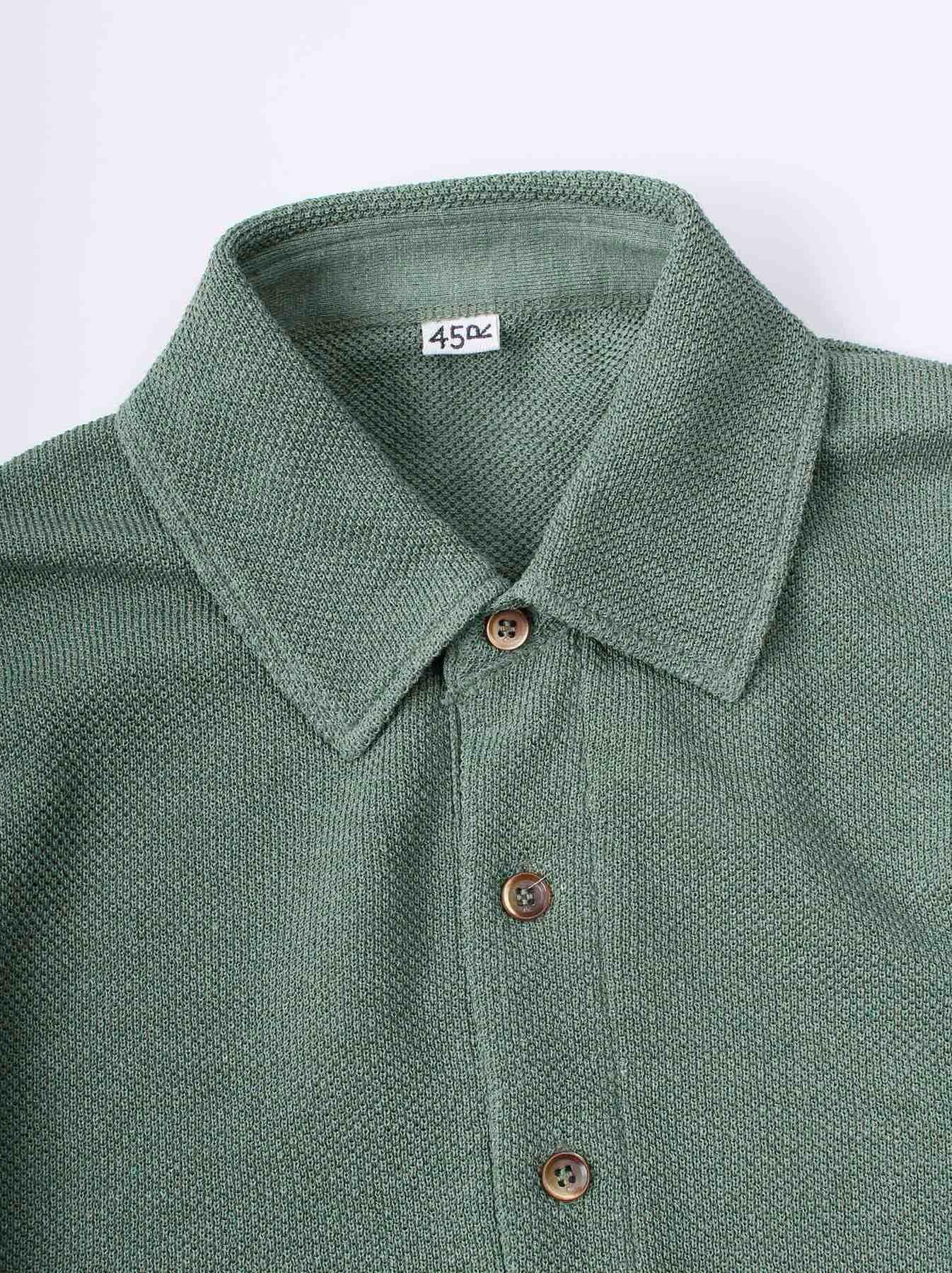 WH Gima Pique Polo Shirt-8