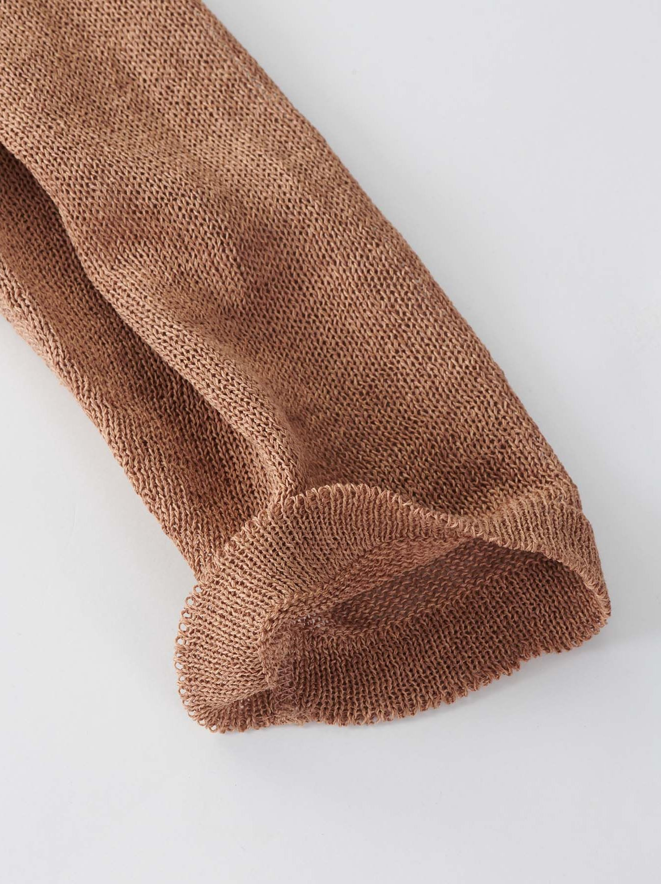 WH Gima Knit Long-sleeved T-shirt-8