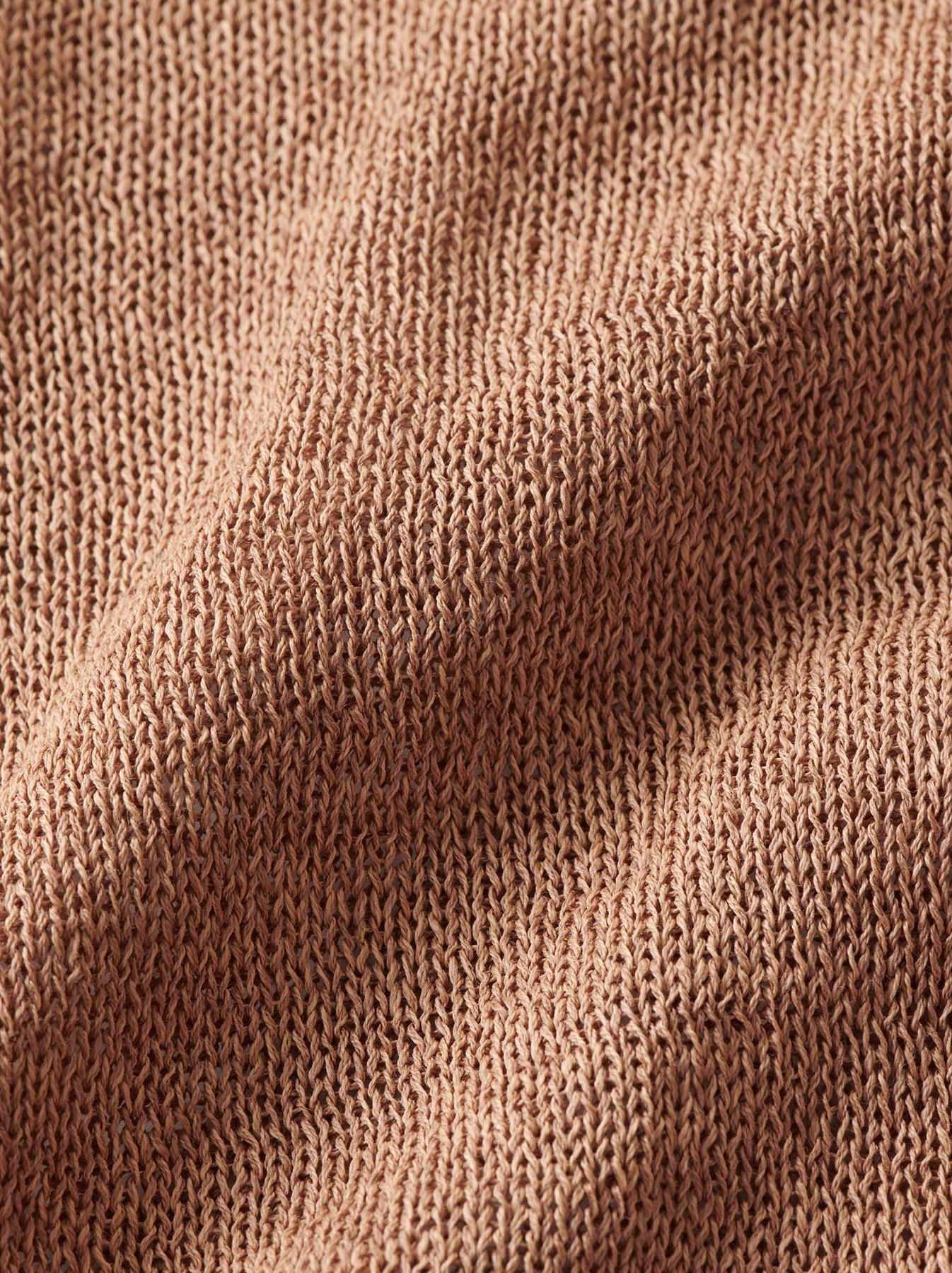 WH Gima Knit Long-sleeved T-shirt-10