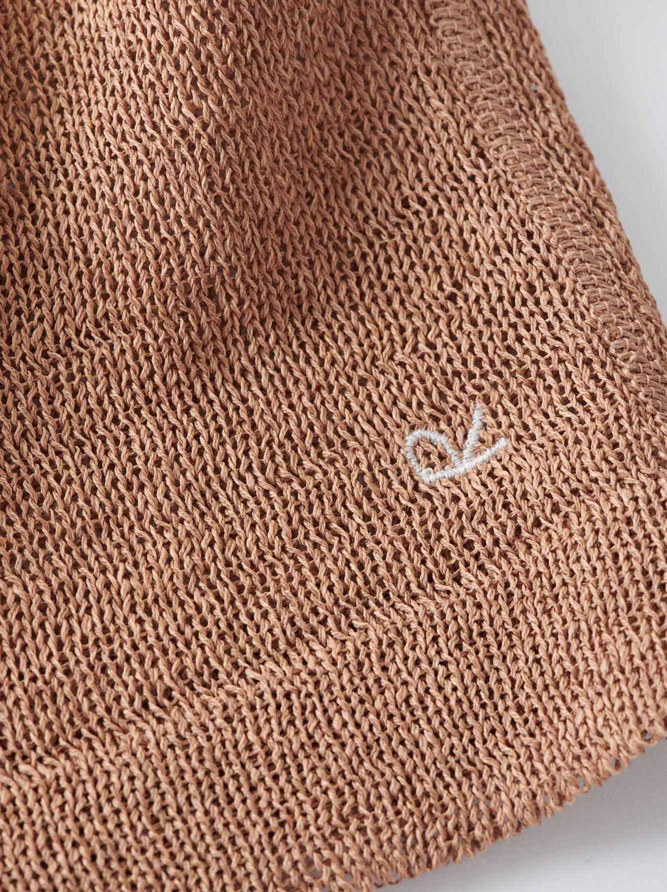 WH Gima Knit Long-sleeved T-shirt-9