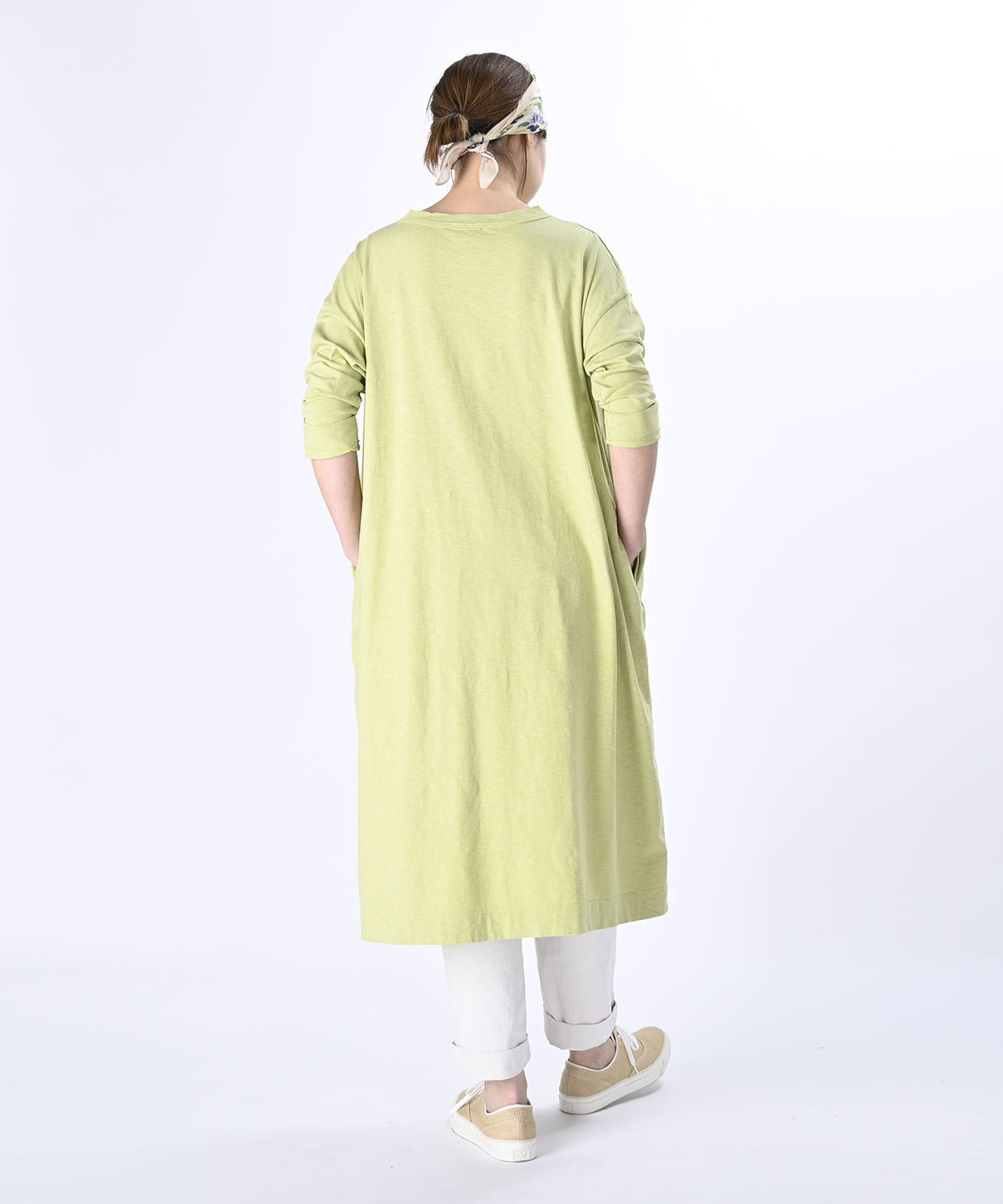 Zimbabwe Cotton Umahiko Dress (0421)-4