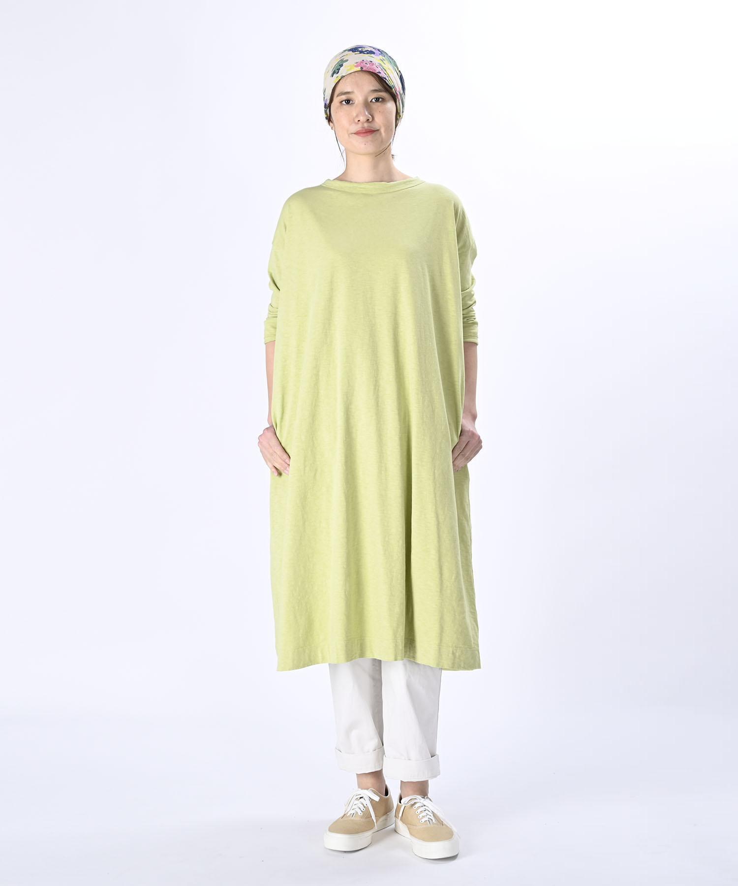 Zimbabwe Cotton Umahiko Dress (0421)-2