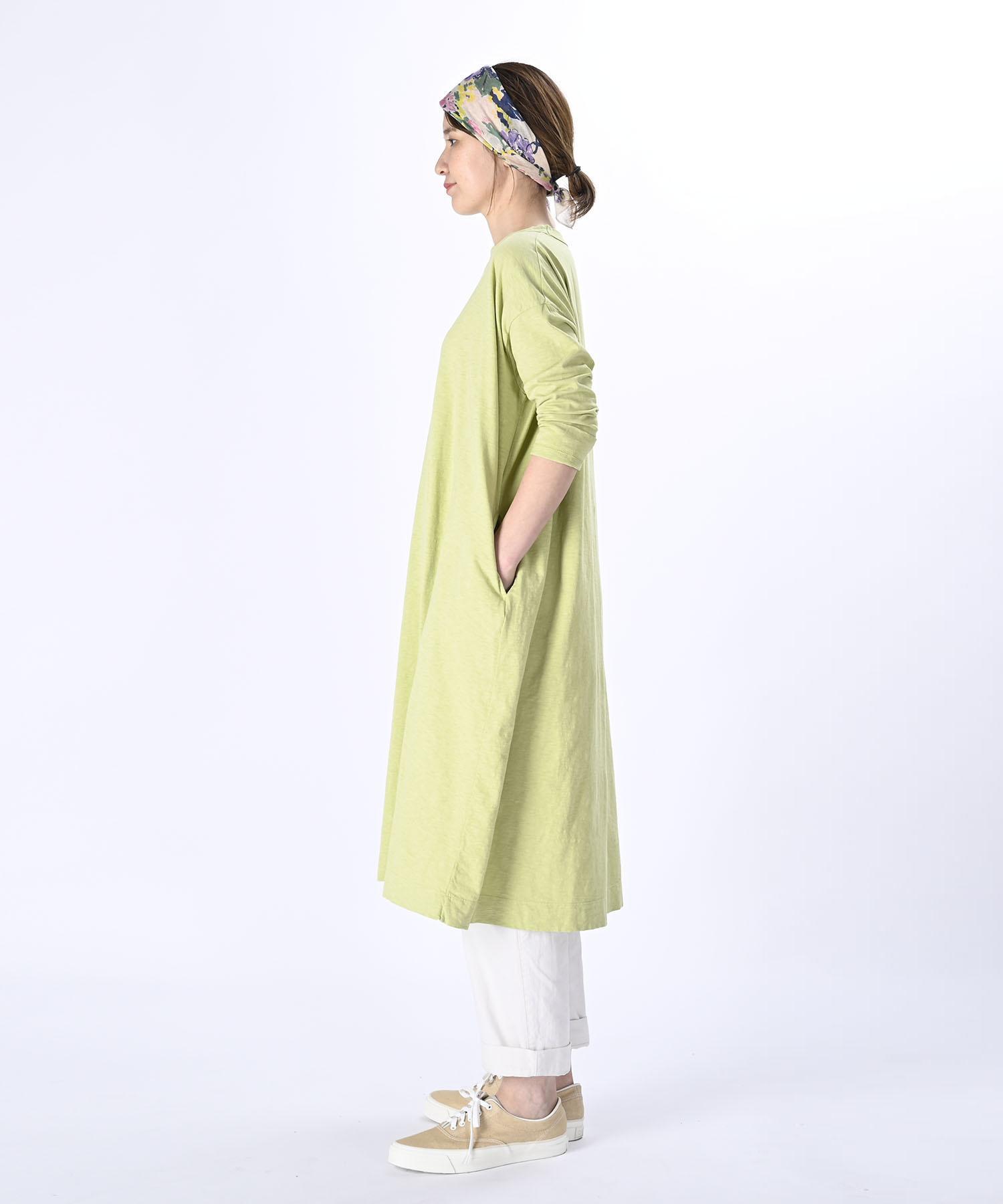 Zimbabwe Cotton Umahiko Dress (0421)-3