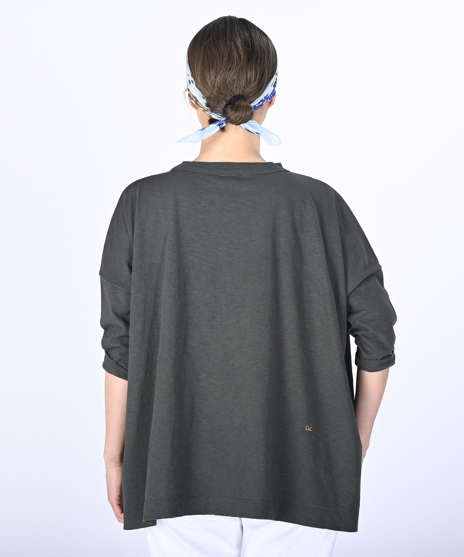 Zimbabwe Cotton Big T-shirt (0421)-5